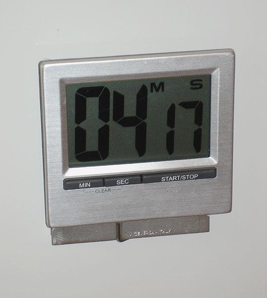 Tidur med stora knappar fastsättbar med magnet