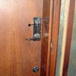 Låsvred som underlättar att öppna dörrlås