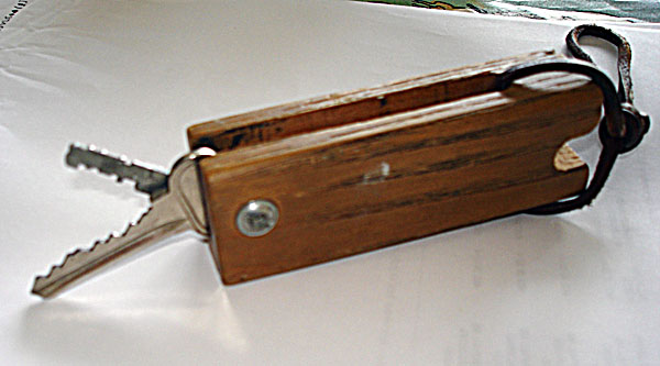 Key holder, an assistive device for keys