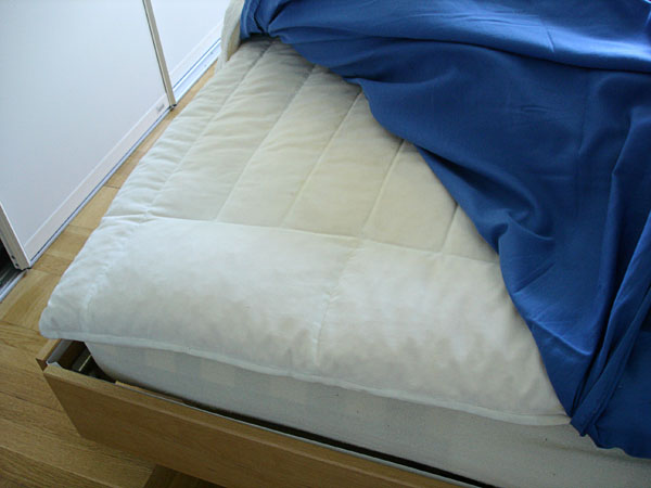 Pressure-relieving mattress