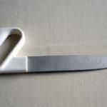 Kniv med anpassad grepp