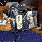 Telefon vid sängbord