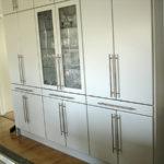 Köksskåp i anpassat kök