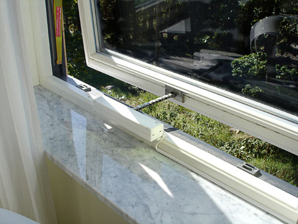 Fönster öppnare