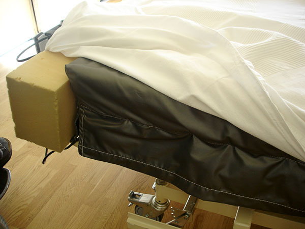 Pressure relieving mattress