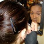 Sminkning med eyeliner