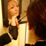 Användning av mascara