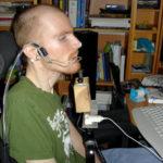 Joystick to control computer