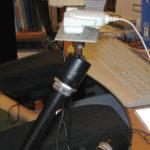 Mikrofon till datastyrning