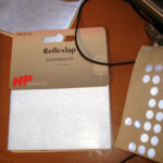 Reflectors for controlling head mouse