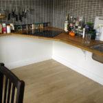 Custom-designed kitchen