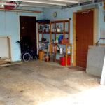 Modified garage