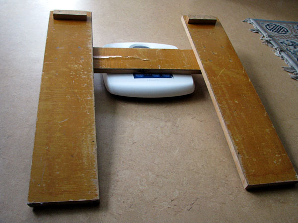Custom-designed scale