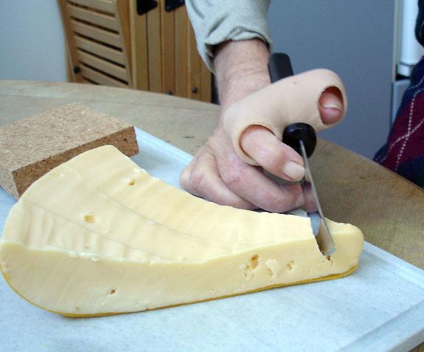 Anpassad kniv