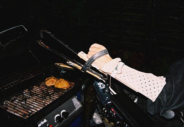 Anpassat grillverktyg