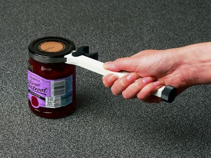 Lid opener suitable for people with weak hands