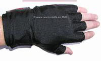 Thermostat-controlled inner gloves