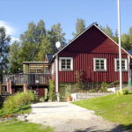 Adapted single-family home in the country