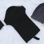 Paddle gloves for kayaking