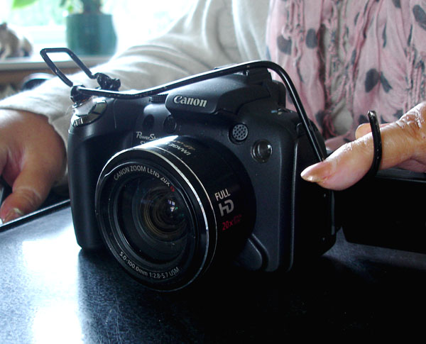 Anpassad kamera