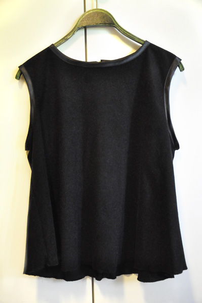 Custom-sewn camisole