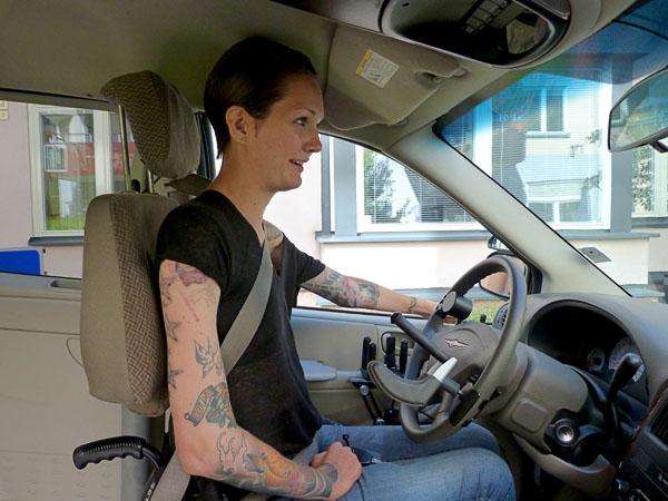 Styrning av bil