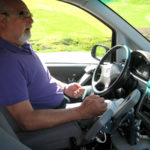 Modified van