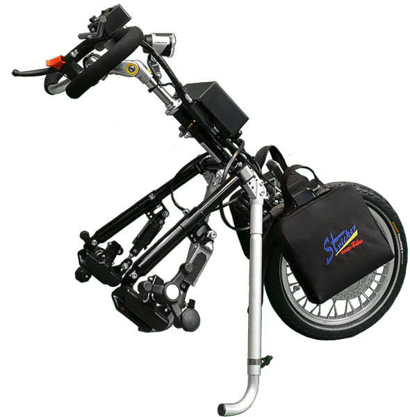Handbike Stricker ElectroDrive Lipo Smart, Photo from www.wsmobility.se