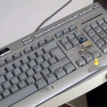 Modified keyboard