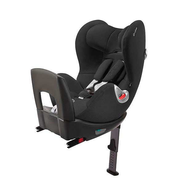 Cybex Sirona Car seat. Photo from mammapappalam.se