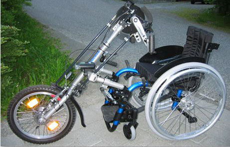Handbike Stricker