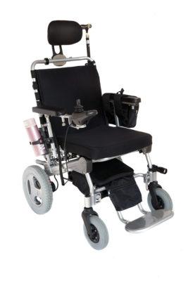 Fällbar elektrisk rullstol 'Flexlife'