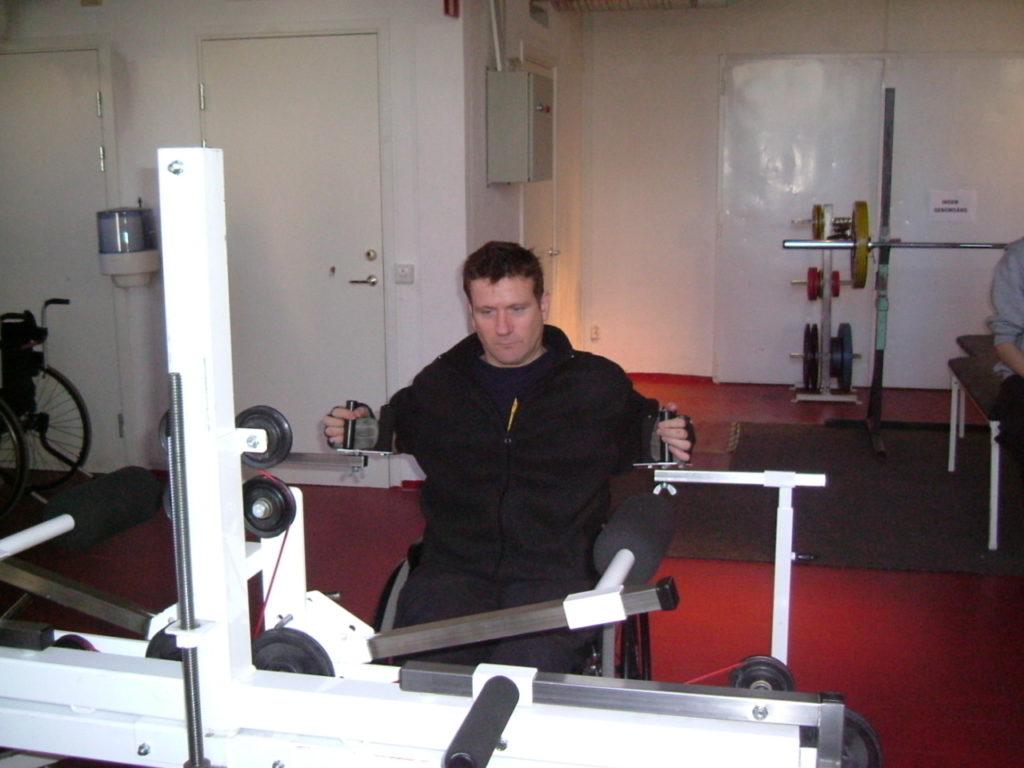 Magnus träning